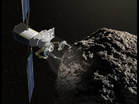 Nasa To Mine Asteroids For Precious Metals!