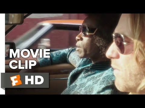 Miles Ahead Movie CLIP - Fill in the Blanks (2015) - Don Cheadle, Ewan McGregor Drama Movie HD fragman