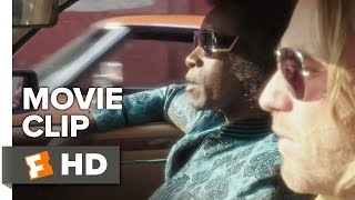 Miles Ahead Movie CLIP - Fill in the Blanks (2015) - Don Cheadle, Ewan McGregor Drama Movie HD