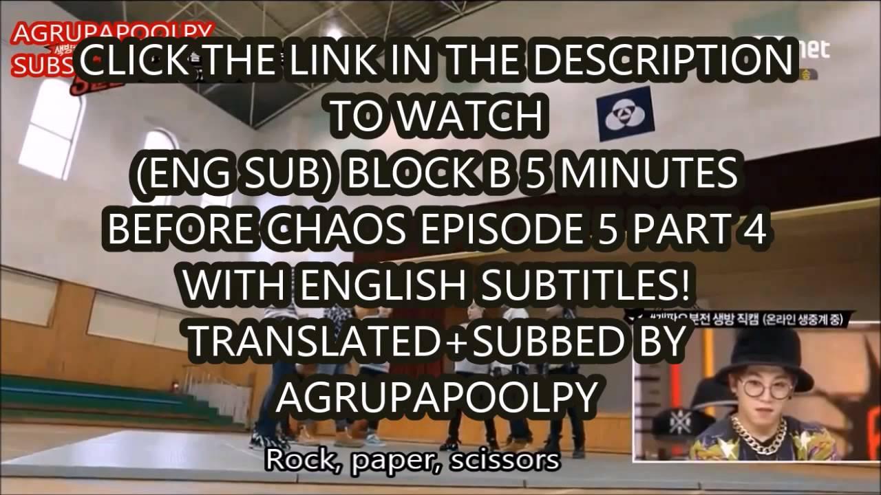 4 Blocks Episode 5