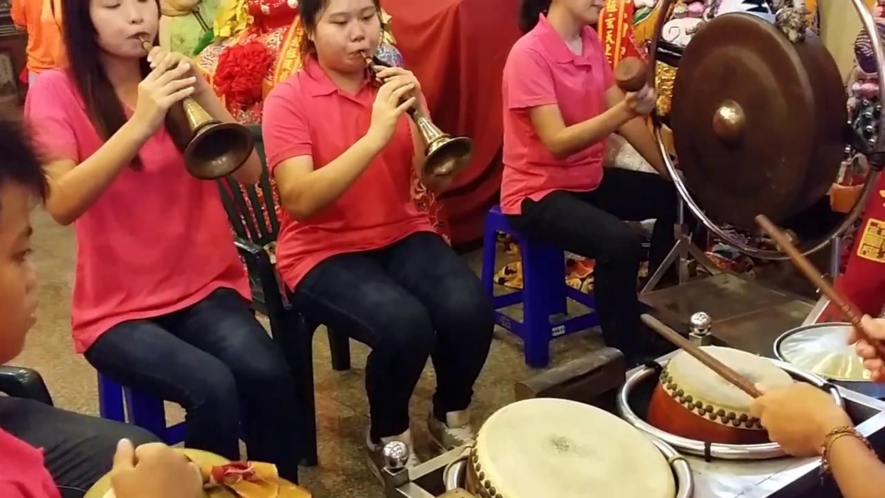 臺中勝樂軒北管 - YouTube