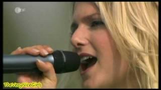 Jeanette Biedermann - Solitary Rose - 2010