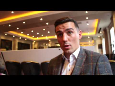 ANTHONY CROLLA ON RICKY BURNS CLASH, JORGE LINARES v LUKE CAMPBELL, & STILL WANTS FLANAGAN DERBY