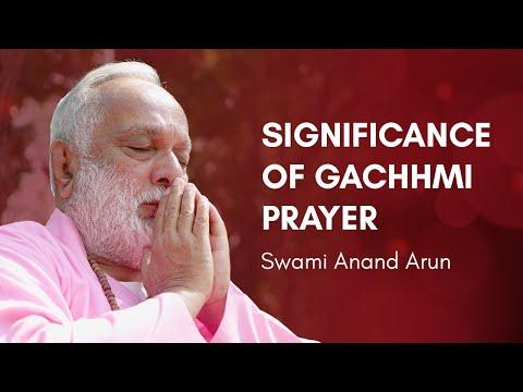 Significance of Gachhami Prayer