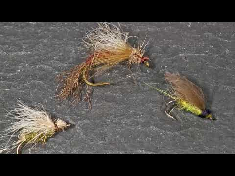 Dry Flies & Emergers - How To
