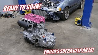 1000Hp Mr2 Build - Engine Complete! / New Heart For Emilio's Supra