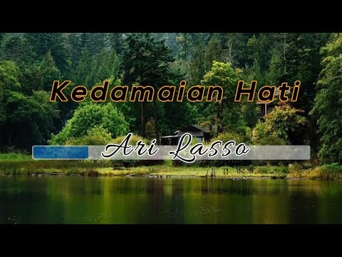 [Midi Karaoke] ♬ Ari Lasso - Kedamaian Hati ♬ +Lirik Lagu [High Quality Sound]