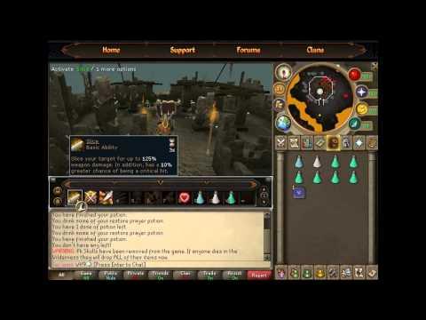 Runescape EoC Melee Training Guide ~ Fast (70-99)