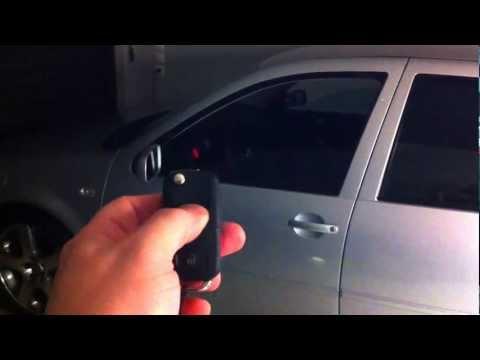 VW Golf 4  interior monitoring sensors - alarm DWA siren