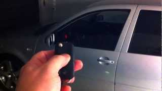 VW Golf 4  interior monitoring sensors - alarm DWA siren
