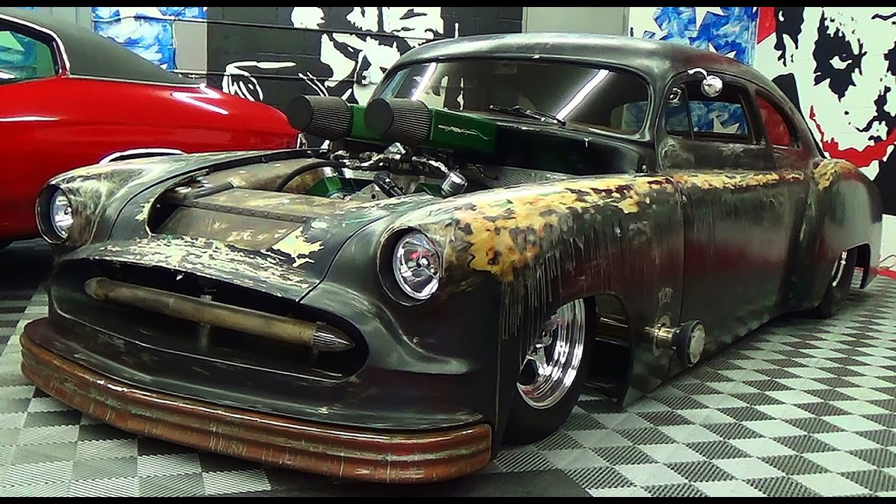 51 Chevy Rat Rod \