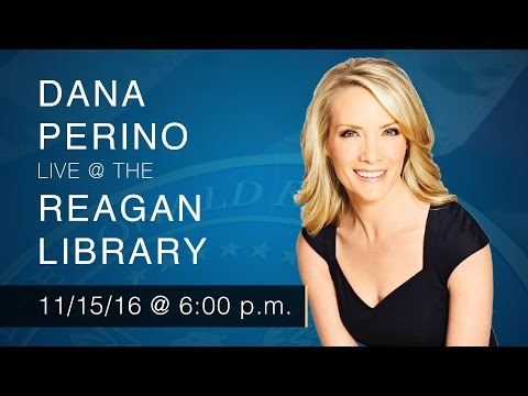 A Reagan Forum with Dana Perino @ 6:00PM PST