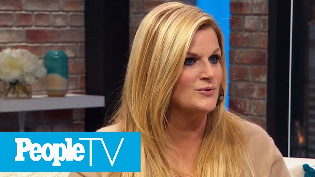 Trisha Yearwood Talks Writing 'For The Last Time' With Garth Brooks: 'That's Our Story' | PeopleTV