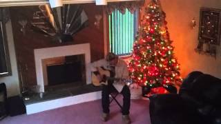 Neil Young's Beautiful Bluebird...Larry At My House 12-24-14
