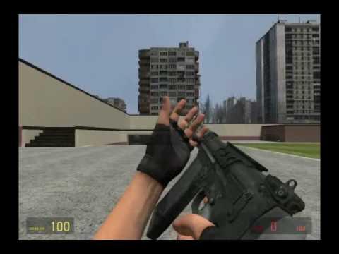 MW2 Weapons in Garrys Mod by stickmansteven