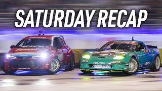 Formula DRIFT New Jersey Saturday Recap (2021)