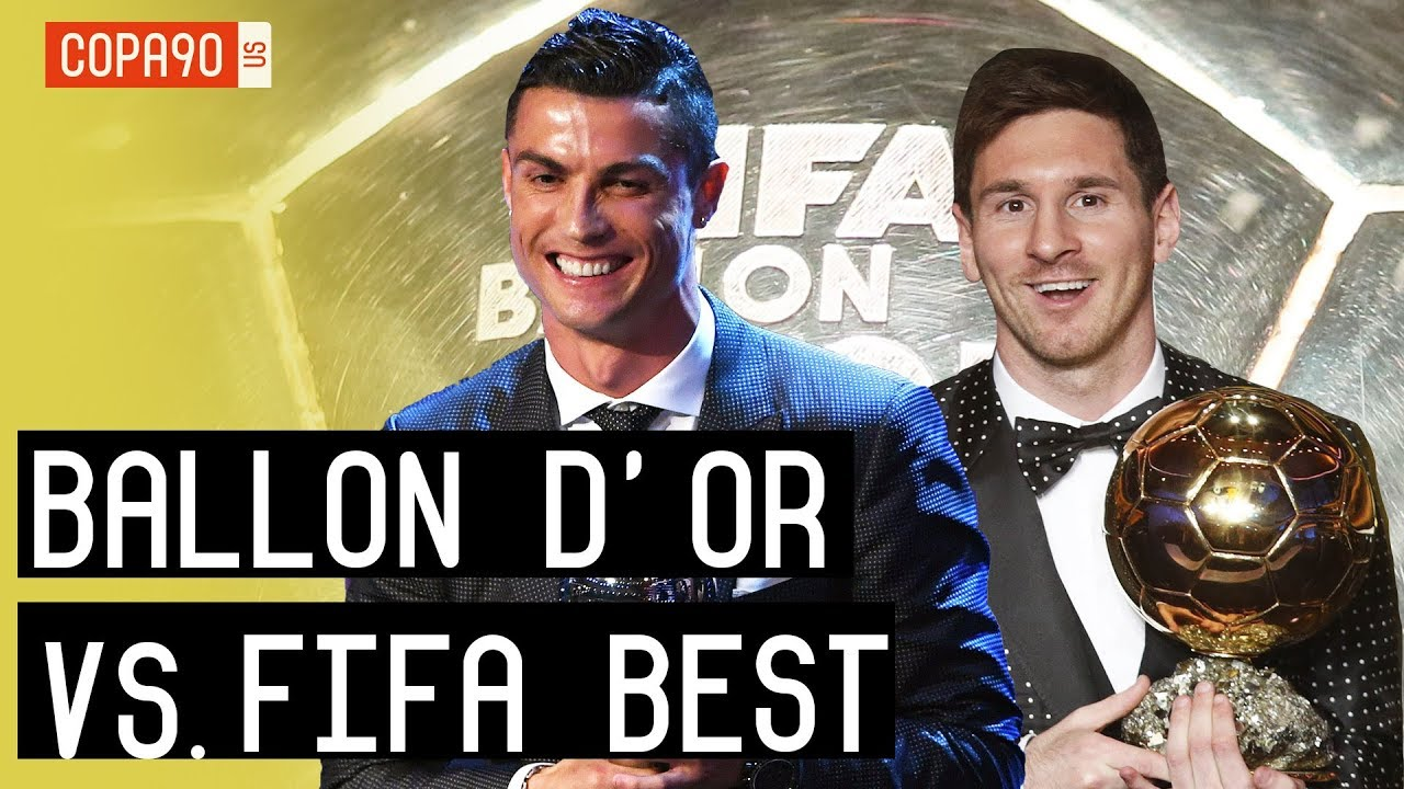 Image result for ballon d'or vs the best