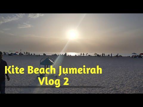 Jumeriah kite Beach – Dubai tamil vlog