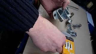 Замена личинки замка багажника ВАЗ 2108 - 09
