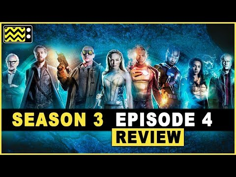 Legends of Tomorrow Season 3 Episode 4 Review & After Show   AfterBuzz TV