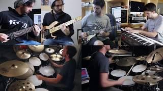 Cheating The Polygraph - Porcupine Tree (cover w/ Matt Graff and Vinicius Cavalieri)