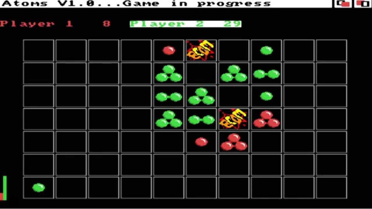 Atoms Game