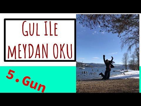 Gul Ile Meydan Okuma 5. Gun