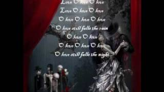 Lovesong For a Vampire with lyrics