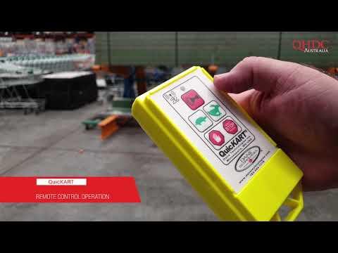 QuicKART - Shopping Trolley Solutions - QHDC Australia