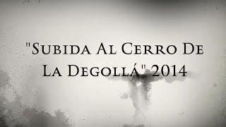 II Trailer - Subida al Cerro de la Degollá 2014, Priego (Cuenca)
