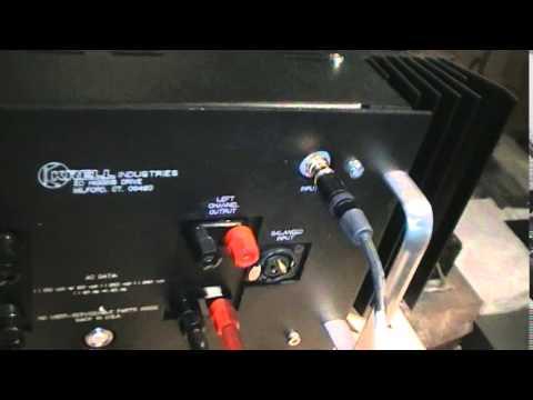 Krell KSA 250 restoration Garrett
