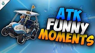 RIP Golf Cart!! (Fortnite Battle Royale)