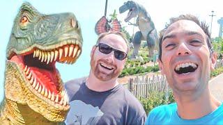 Clifton Hill Niagara Falls avec Fab DS & Eric