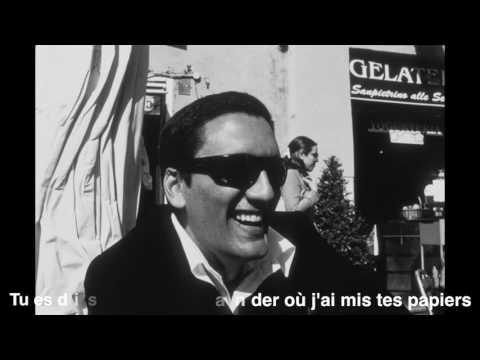 DANY BRILLANT -  La Queue Du Chat (Lyrics video)