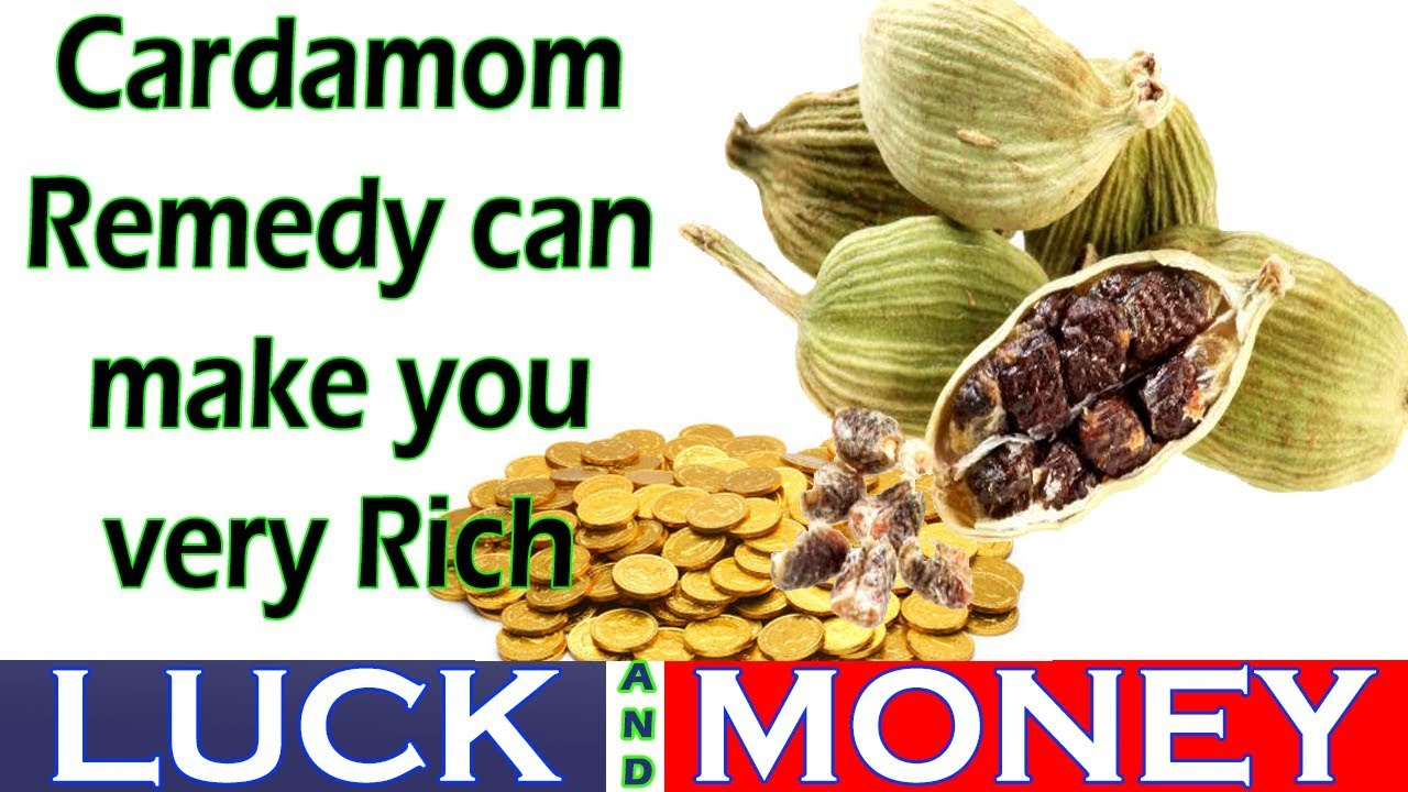 According to astrology, the cardamom's home remedies which can make you  very rich