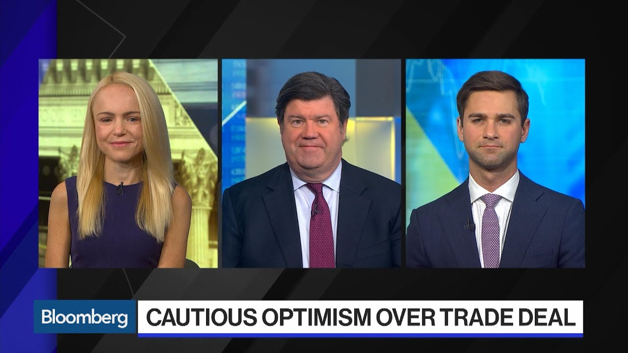 Cautious Optimism Over Trade Deal