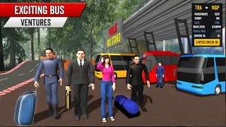 Coach Bus Driving Simulator 2020: City Bus Free   Android Gameplay screenshot 2