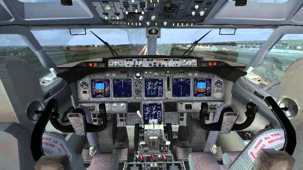 Best addon VC for the default 737 FSX