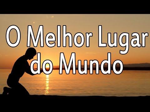 O MELHOR LUGAR DO MUNDO - Novo Tom - Letra