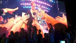 Rihanna- the wait is over/live your life/disturbia