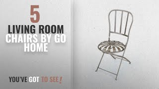 Top 10 Go Home Living Room Chairs [2018]: GO Home Ltd Fan Chair