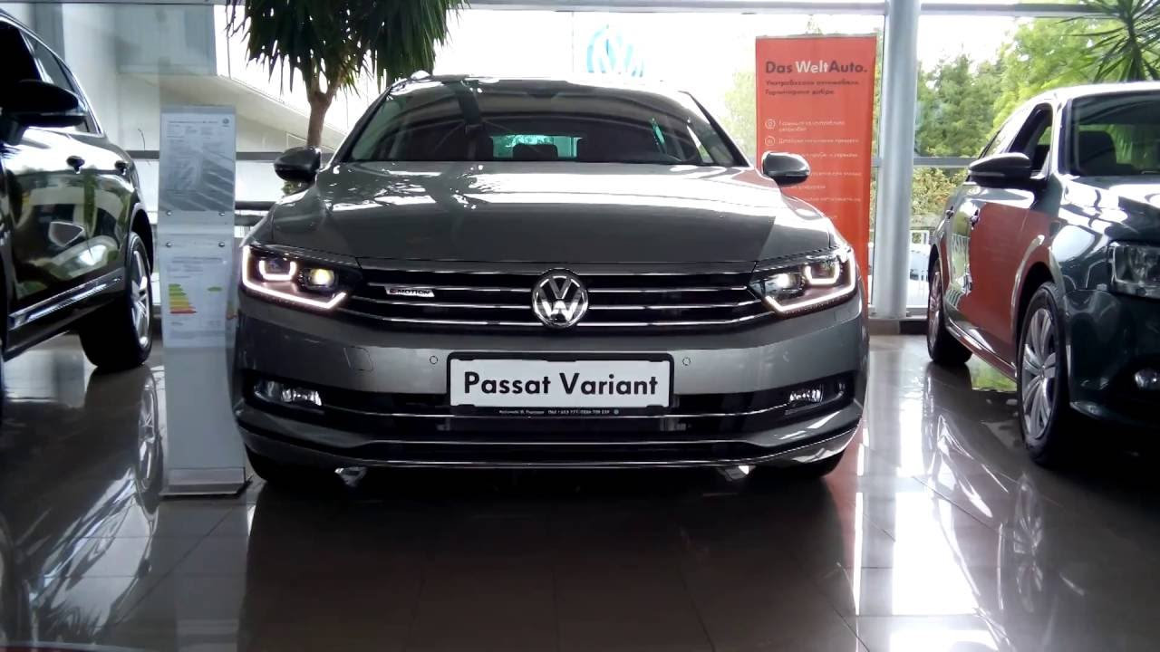 new volkswagen passat 8 variant 2017 youtube. Black Bedroom Furniture Sets. Home Design Ideas