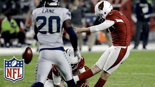 Cardinals & Seahawks Miss Potential Game-Winning FGs   Seahawks vs. Cardinals   NFL