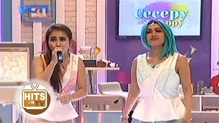 Cecepy - Ayu Ting Ting Julia Perez - Don't Let Me Down [Original The Chainsmokers]