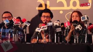 «سعد لمجرد» يكشف عن دويتو جديد مع مصري مغربي مع هذه الفنانة المصرية