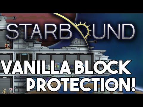 Starbound vanilla block protection greentooth Gallery