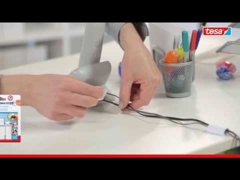 Interessant Tesa Powerstrips Kabel-Clip (Weiß, 5 Stk.) | BAUHAUS FN09