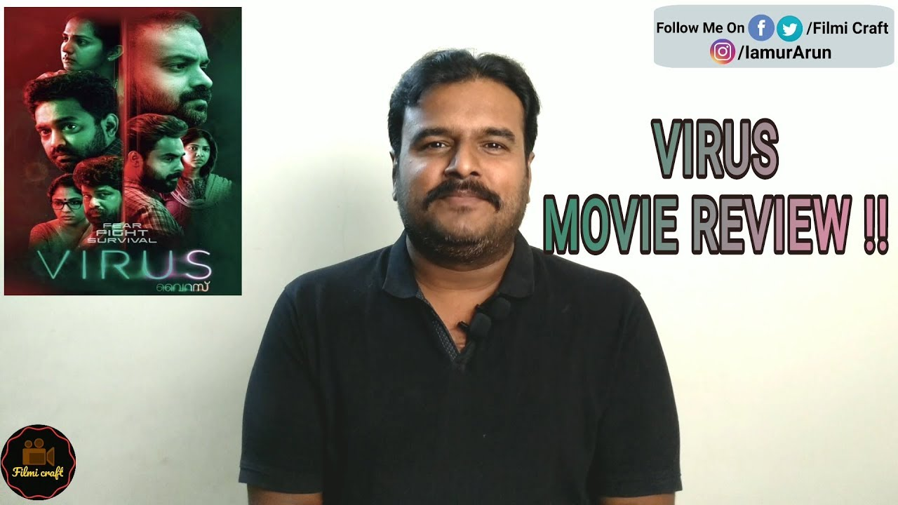 Virus Review | Virus Malayalam Movie Review by Filmi craft