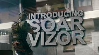 Re-Introducing SoaR Vizor by Red Cristo!