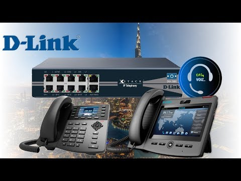 Dlink Office Telephone System - IP PBX System for Business
